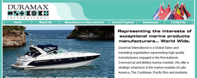 duramax marine old website