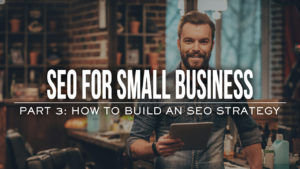 small business seo strategy
